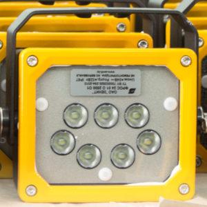 Светодиодная фара рабочего освещения ФРОС 24 01 S 1400 О1 ТУ BY 700002620.058-2013