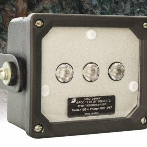 Светодиодная фара рабочего освещения ФРОС 12 01 O1 1000 О1 Г2 ТУ BY 70000262.054-2013