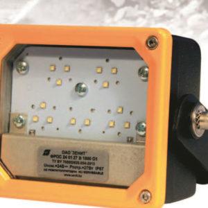 Светодиодная фара рабочего освещения ФРОС 24 01 27 B 1800 УХЛ1 Б