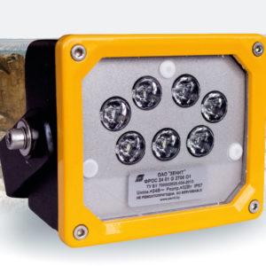 Светодиодная фара рабочего освещения ФРОС 24 01 G 2700 О1 ТУ BY 70000262.054-2013