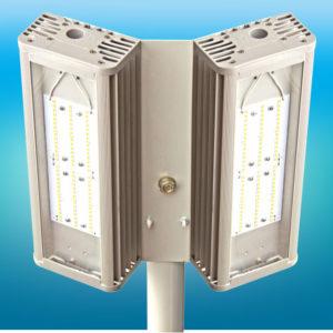 Светильник светодиоидный ДКУ 03 2х37-021-УХЛ1