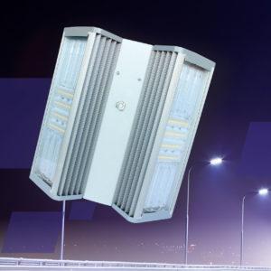 Светильник светодиоидный ДКУ 03 2х55-010-УХЛ1